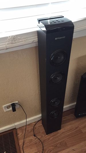 polaroid speaker for Sale in Lakeland, FL