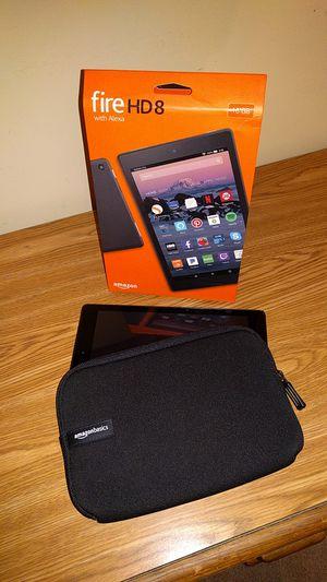 Amazon Fire HD 8 for Sale in Wayne, NJ
