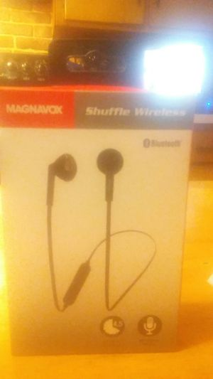 Magnavox wireless Bluetooth earbuds for Sale in Montoursville, PA