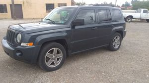 2007 Jeep Patriot 4 Cylinder 4x4 for Sale in Eastlake, OH