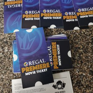Movie tickets cheap and lots available! for Sale in Sudley Springs, VA