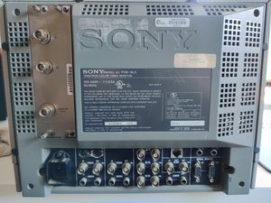 Sony Trinitron PVM 14L5 for Sale in Claremont, CA
