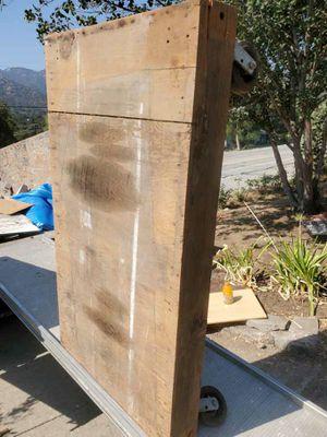 Carrito de madera ,para cualquier uso.. for Sale in Hacienda Heights, CA