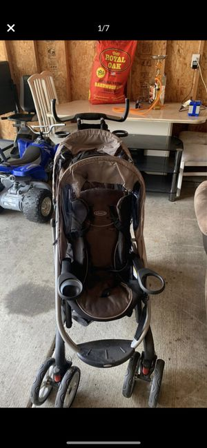 Greco double stroller used for Sale in Dearborn, MI