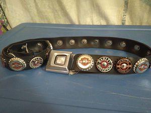 Harley Davidson belt rubber for Sale in Bowie, MD