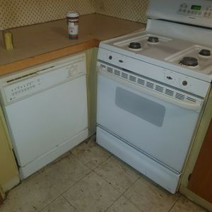 Gas Stove And Dishwasher for Sale in Golden, CO