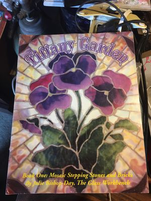 Mosaic stepping stone book for Sale in Pico Rivera, CA