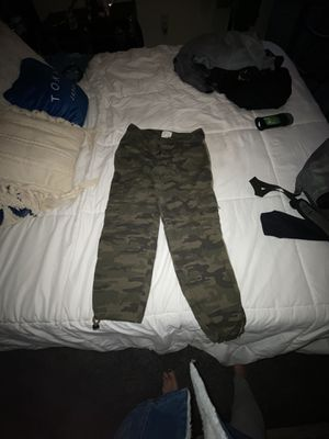 Camo Sanctuary Joggers for Sale in Pittsburgh, PA
