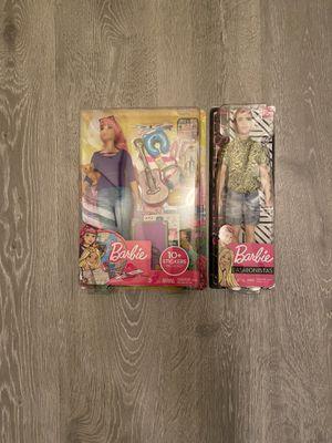 Barbie daisy doll travel& Ken bundle set for Sale in North Port, FL