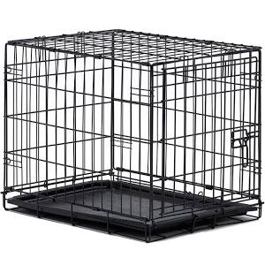 "Wire dog crate 34"", single door for Sale in Salt Lake City, UT"