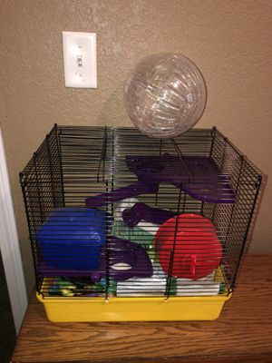 Hamster cage for Sale in Payson, AZ