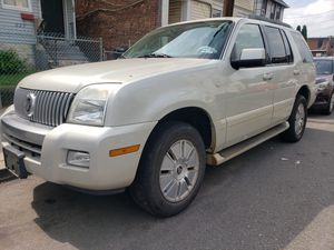 2006 Mercury Mountaineer AWD, V6 4.0L for Sale in Passaic, NJ