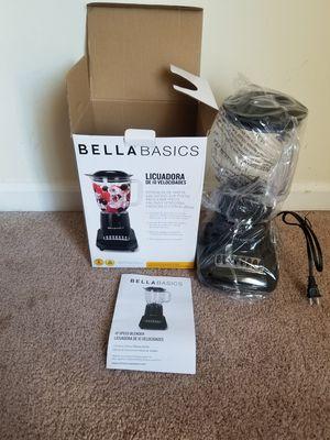 Bella Basics 10 speed Blender for Sale in Richmond, VA