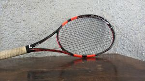 Babolat tennis racket Pure Strike 16 x 19 HIGH-PERFORMANCE HYBRID TENNIS RACKET for Sale in Columbus, OH