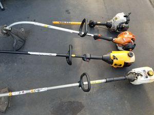 4 weedeaters for Sale in Everett, WA