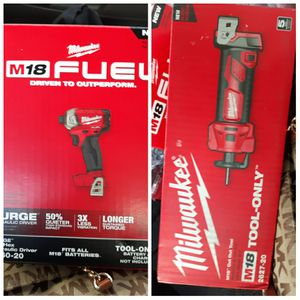 Two M18 tools for Sale in New Port Richey, FL