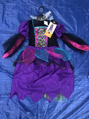 Kids Witch Halloween Costume for Sale in Silver Spring, MD