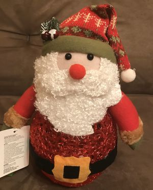 Light Up 🎅🏼Holiday Santa for Sale in West Palm Beach, FL