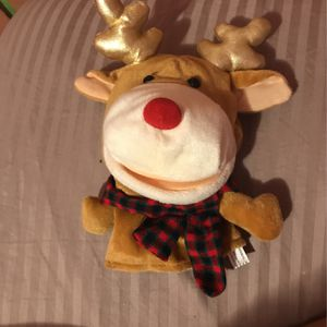 Reindeer Puppet for Sale in Maywood, CA