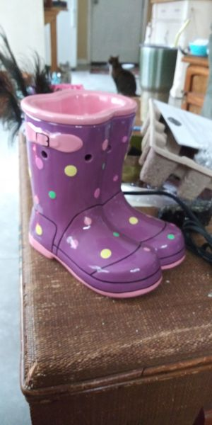 Wellies Scentsy Warmer for Sale in Gulfport, FL