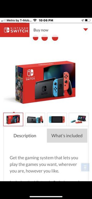 ISO for a cheap Nintendo switch for Sale in Fort Worth, TX