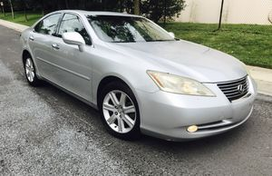 $6500 FIRM + 2007 Lexus ES 350 + NON Negotiable for Sale in Brentwood, MD