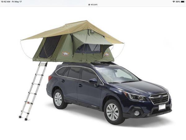 New in the box, Tepui Tent, includes inside pad & ladder
