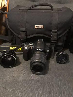Nikon D40 for Sale in SeaTac, WA