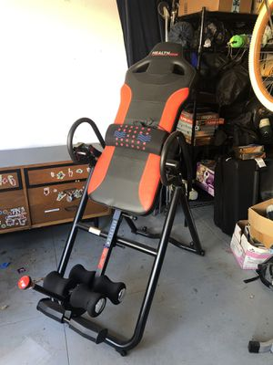 Inversion table for Sale in San Diego, CA