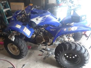 2006 yamaha wolverine 450 4x4 project for Sale in Humble, TX