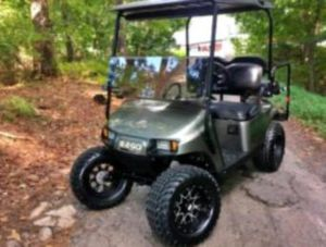 Asking$1000 Ez-Go TXT 2O17 Electric Golf Cart for Sale in Frederick, MD