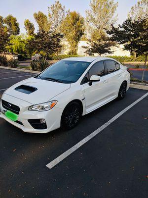 2015 Subaru WRX manual 6-spd for Sale in Scottsdale, AZ