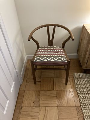 World Market Donnan Wishbone Chair for Sale in Alexandria, VA