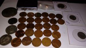 Wheat pennies 1938 35 49 41 58d 42 44 46 40 48d 47d 40d 46d 47 45 for Sale in Ramer, AL