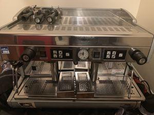 Lavazza Blue Commercial Espresso Machine Coffee Maker Italian for Sale in San Diego, CA