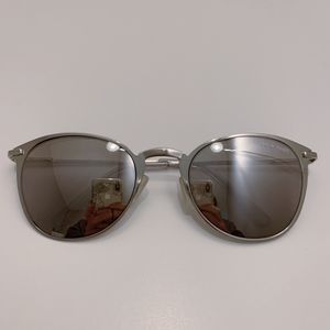 Silver Mirrored Quay x Shay Sunglasses for Sale in Seattle, WA