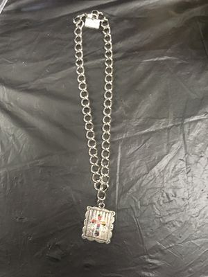 Red House Ranch silver cross necklace for Sale in Beaumont, TX