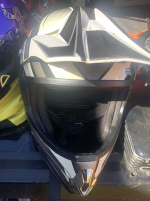 3 helmets pad and pants size med mens for Sale in Gambrills, MD