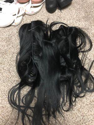 2 bundles of human hair for Sale in Norcross, GA