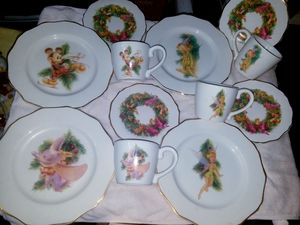 Disney Christmas dishes for Sale in Nashville, TN