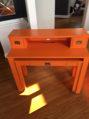 """Pottery Barn Kids """"Riley"""" desk. Original $539. 42.5x18x30.5 for Sale in Mount Airy, MD"""