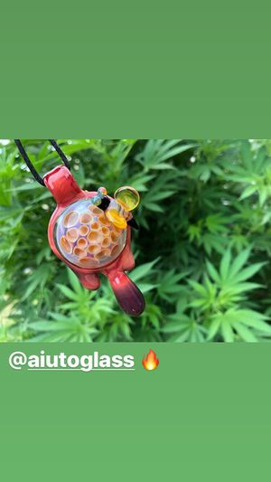 Glass pendant by @aiutoglass for Sale in Long Beach, CA