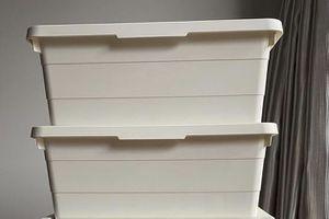 IKEA Sockerbit Under Bed Storage Container for Sale in Phoenix, AZ