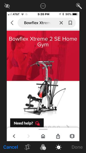 Bowflex weight machine for Sale in Hudson, NY
