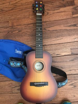 Children's Guitar First Class Discovery with strap and gig bag for Sale in Garden Grove, CA