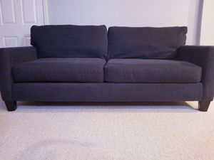 Navy blue Sofa for Sale in Brunswick, OH