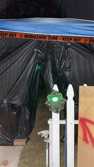 Haunted house open friday and Saturday Fontana for Sale in Fontana, CA