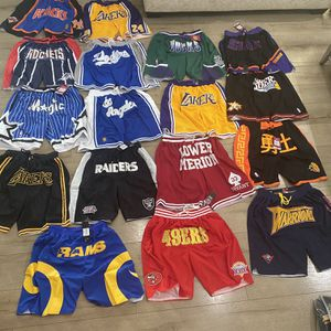 Basketball Shorts for Sale in Los Angeles, CA