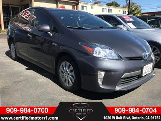 2012 Toyota Prius Plug-In for Sale in Ontario,  CA