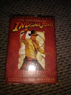Indiana Jones collection for Sale in Knoxville, TN